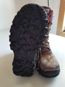 Girls hiking boots Thumbnail