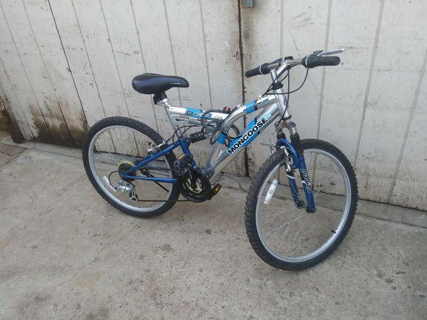 Mongoose Dxr Al 21 Speed Mountain Bike For Sale In Fresno Ca Offerup