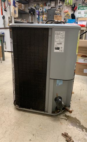 Air condition ac and eat 1 year hold set working combination to water heater for Sale in Herndon, VA