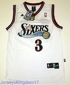 ALLEN IVERSON NBA BASKETBALL JERSEY for Sale in Rockville, MD