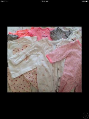 Baby girl clothes OBO for Sale in Miami, FL