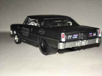 Hot wheels 66 chevy nova Thumbnail