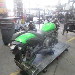 PARTED OUT - 2015 15-19 Kawasaki Vulcan S 650 EN650 - Motorcycle parts - A03015 Thumbnail