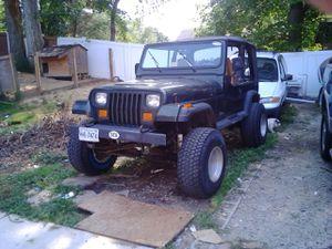 Jeep w 95 m 120 for Sale in Montclair, VA