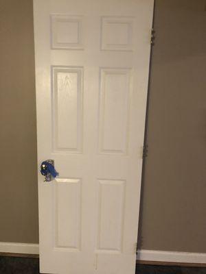 """Door painted 30""""x80""""x1.5 for Sale in VA, US"""