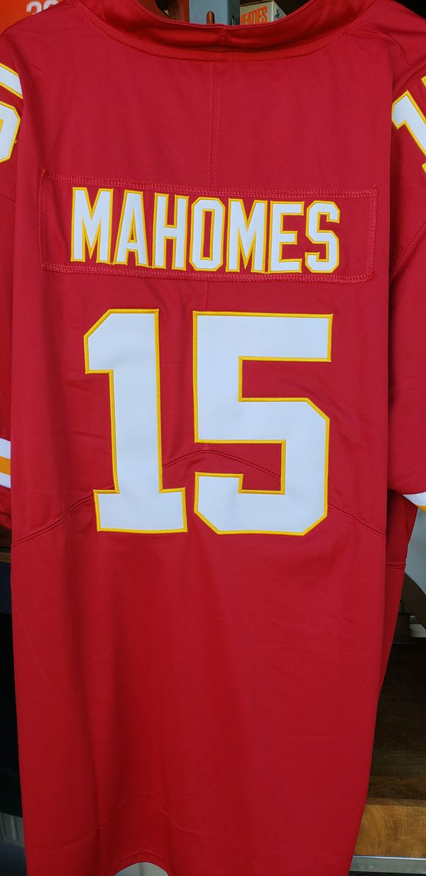 fc96ccc08e7 K.C.CHIEFS PATRICK MAHOMES JERSEY for Sale in Downey, CA - OfferUp