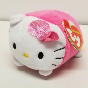 Photo TY Beannie Babies Hello Kitty Plush