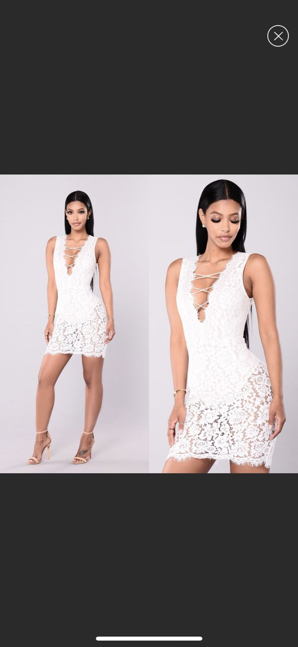 57409d6b099 Fashion nova lace dress