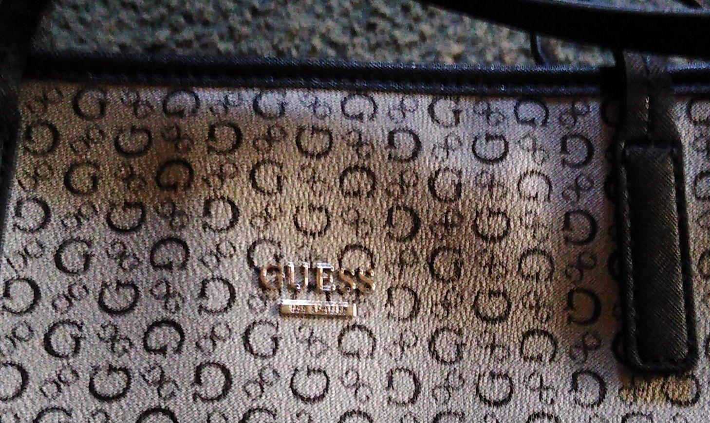 Guess purse