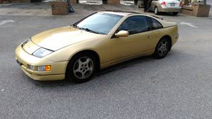 1990 Nissan 300 ZX Twin Cam (rare) automatic for Sale in Silver Spring, MD