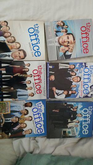 The Office season 2-7 for Sale in Fairfax, VA