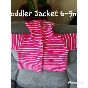 Toddler Jacket 6-9m for Sale in Detroit, MI