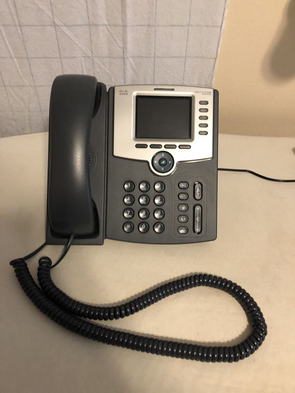 Cisco IP Phone (SPA525G) for Sale in DuPont, WA - OfferUp