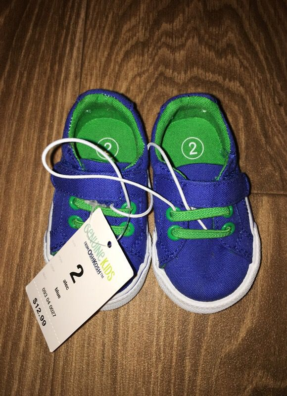 NWT toddler boy's shoes