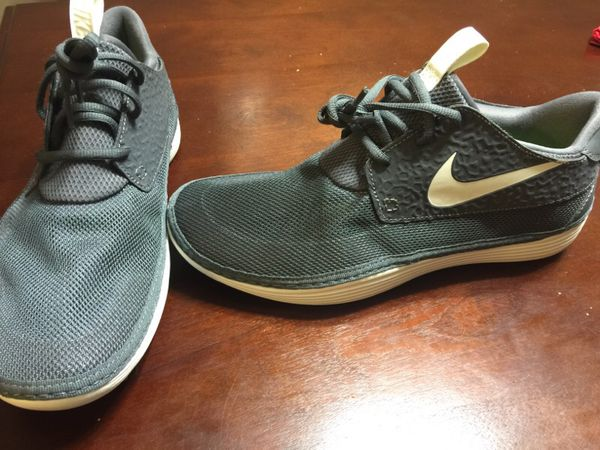 new concept 2b431 caadc Nike mens solarsoft moccasin