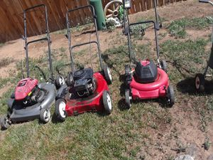 New and Used Lawn mower for Sale in Fresno, CA - OfferUp