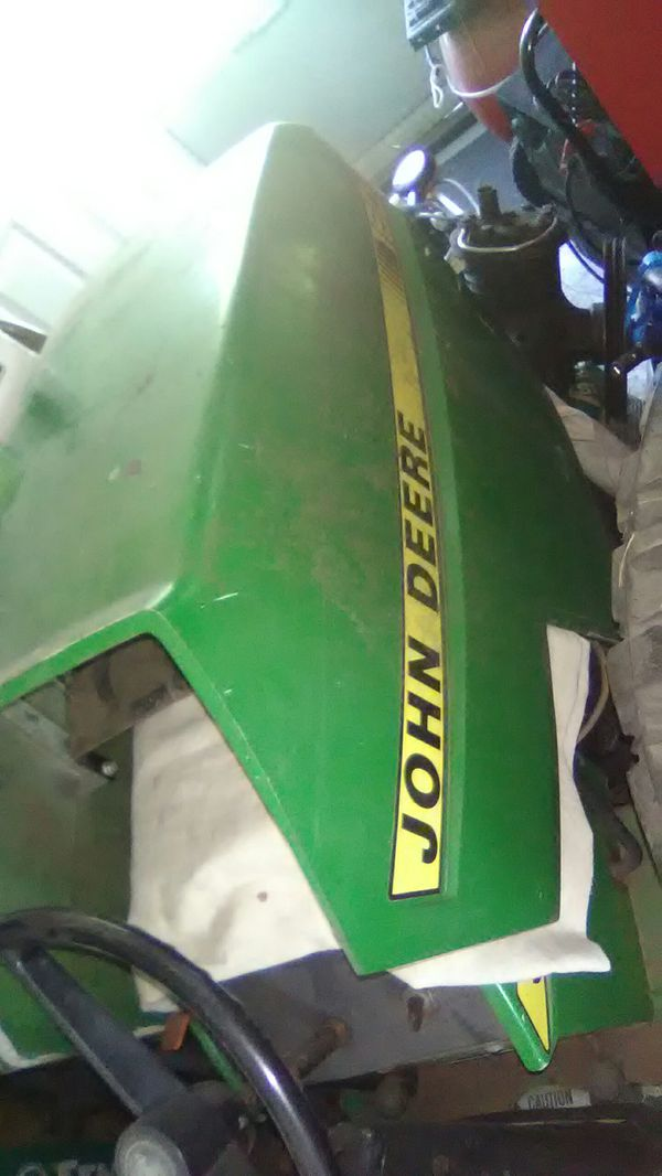 New and Used John deere tractor for Sale in Rockford, IL