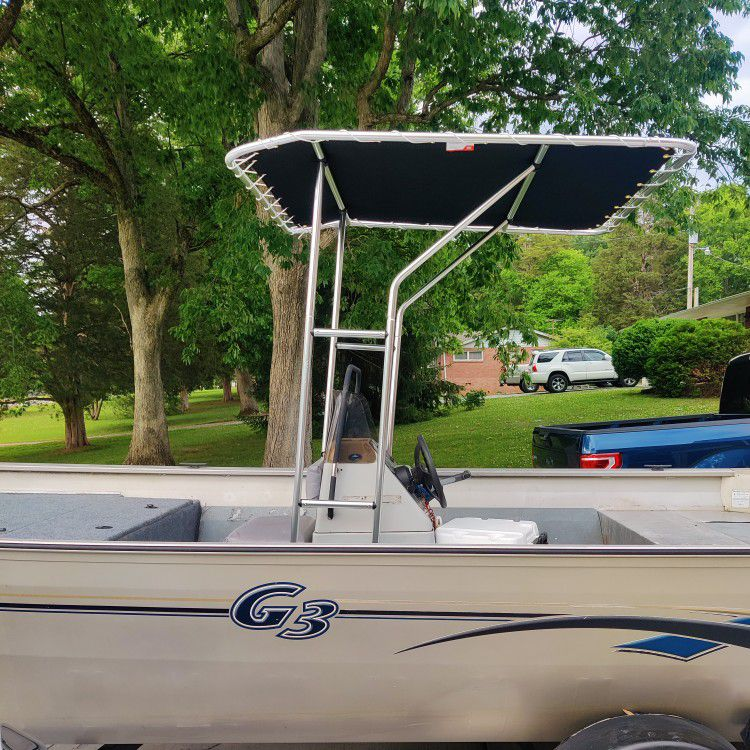 Photo T top For Center Console Boats Boat Not For Sale, T Top Only