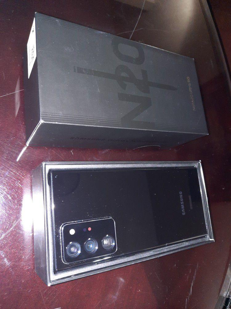 Samsung Note 20 Ultra 5g Unlocked