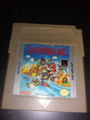 Super Mario Land Gameboy for Sale in Fort Washington, MD