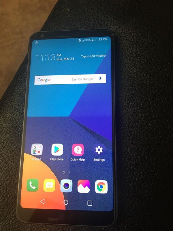 Lg G6 unlocked mobile looks like new for Sale in Roseville, MN - OfferUp