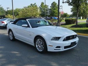 2014 Ford Mustang GT Premium for Sale in Fairfax, VA