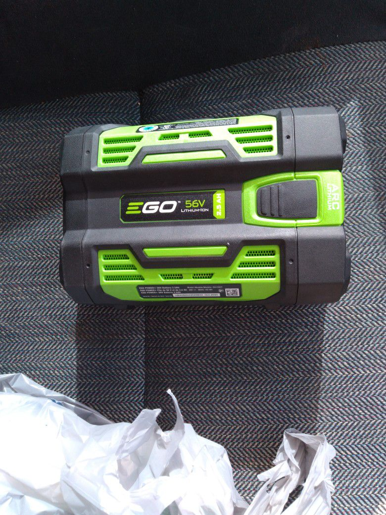 Ego 56 V Battery