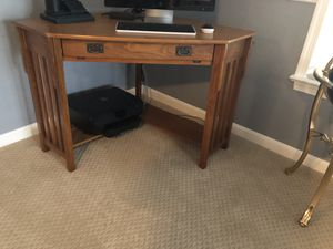 Corner desk for Sale in Fairfax, VA
