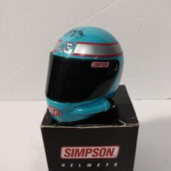 Classic Richard Petty Mini Simpson Helmet.New Thumbnail