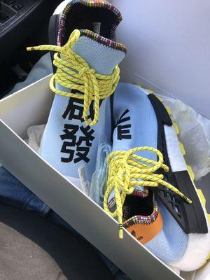 Adidas HuMan Race 10.5 fw18 for Sale in Washington, DC