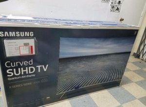 "Samsung UN65KS850D 65"" Curve 4K SUHD LED Smart TV 2160p (FREE DELIVERY) for Sale in Renton, WA"