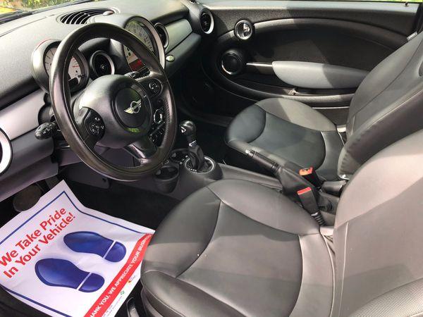 2011 Mini Cooper 2dr Hatchback For Sale In Lynnwood Wa