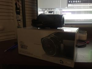 Samsung flashcam with case for Sale in Miami, FL