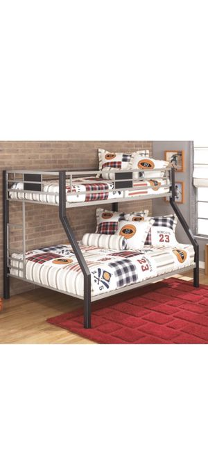 Double deck bed. almost new. for Sale in Frederick, MD