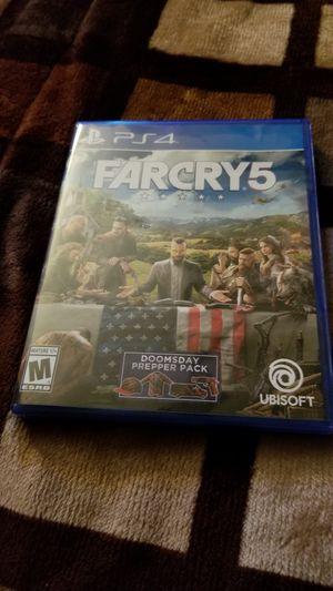 Farcry 5 & Battlefield1 for Sale in Phoenix, AZ