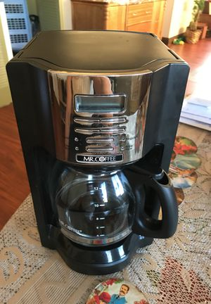Mr. Coffee Timer 12 cup Maker for Sale in Las Vegas, NV
