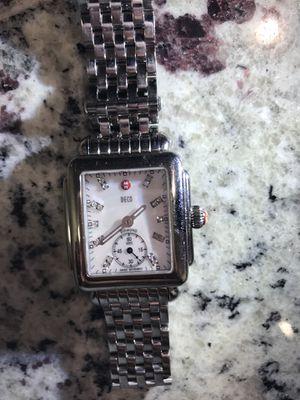 Michele Deco 18 Diamond Watch for Sale in Alexandria, VA
