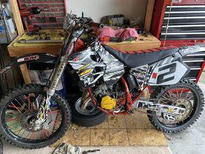 Photo Honda cr 125
