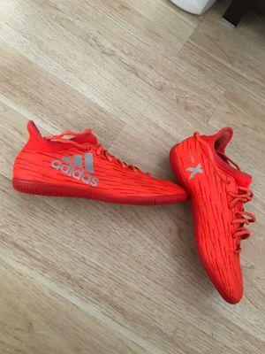 Photo Adidas X indoor soccer