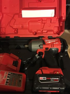 Impact wrench 1/2 for Sale in Laurel, MD