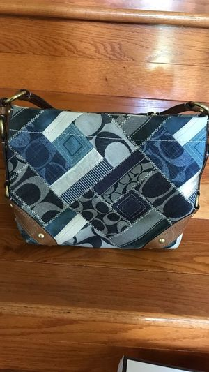 Coach Patchwork purse for Sale in Bristow, VA