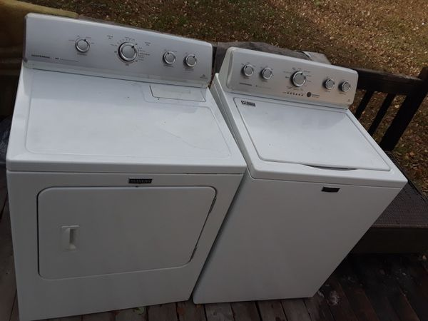 Maytag Washer And Dryer Set For Sale In Greenville Sc