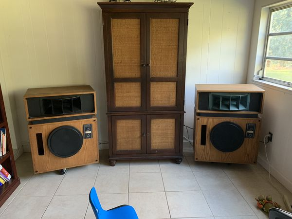 Altec Lansing model 19 vintage speakers for Sale in FL, US - OfferUp