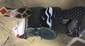 men's Nikes & Jordan's for Sale in Ashland, VA
