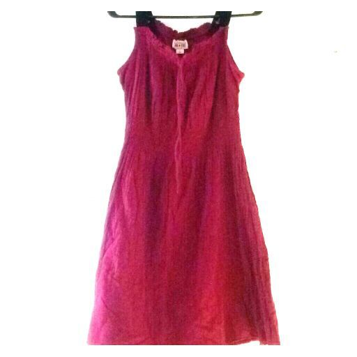Converse one star large red dress.