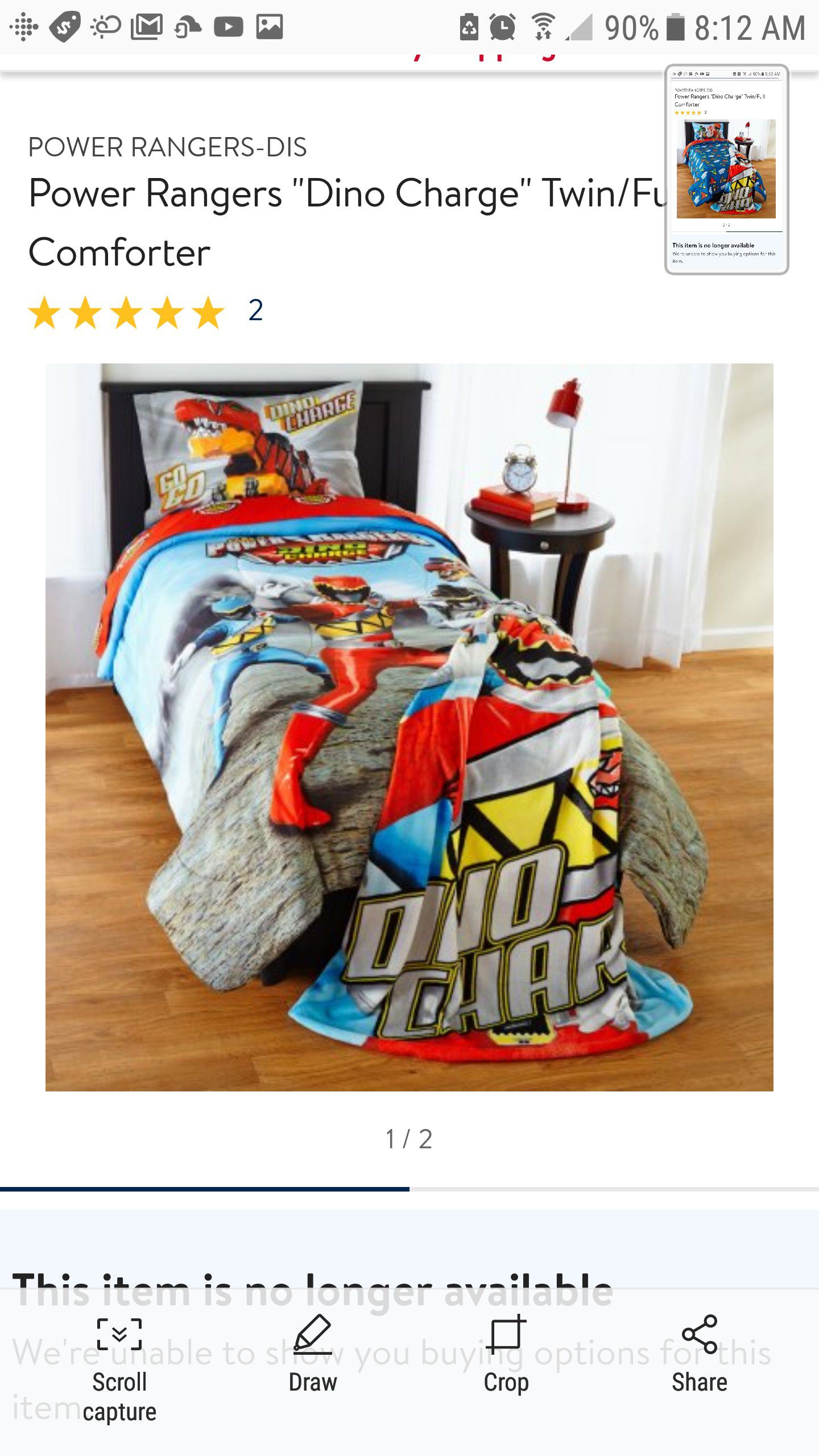 Power Rangers Dino Charge Twin Bedroom Set For Sale In Norfolk Va Offerup