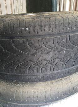 """22"""" rims and tires Thumbnail"""