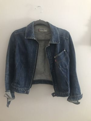 outlet store 84d5d 129b2 New and Used Levis jacket for Sale in Newark, NJ - OfferUp