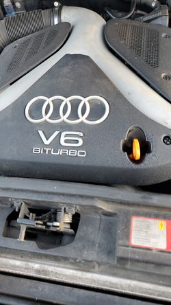 04 Audi a6 2.7t quattro parts Thumbnail