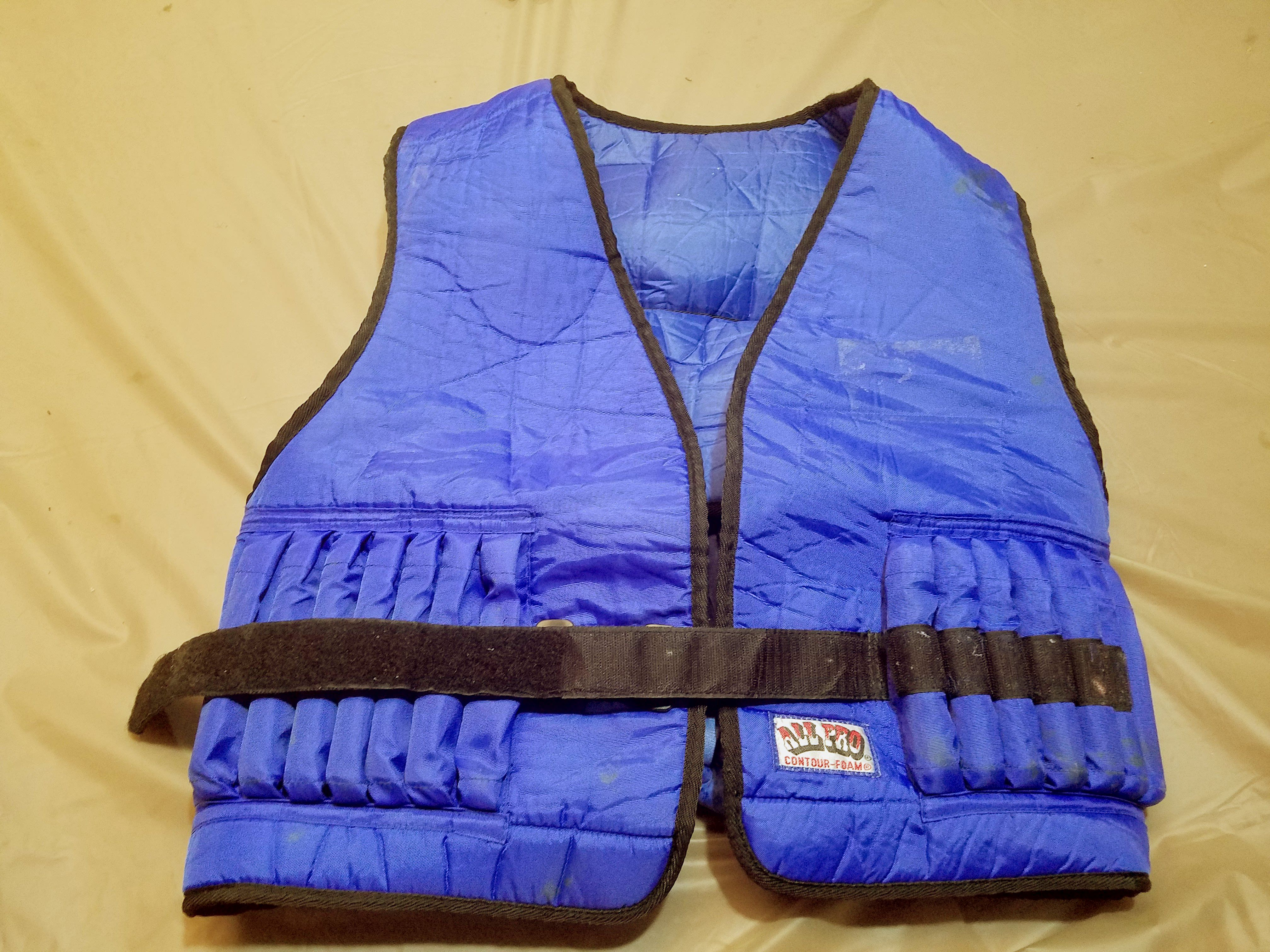 40 lb weighted vest